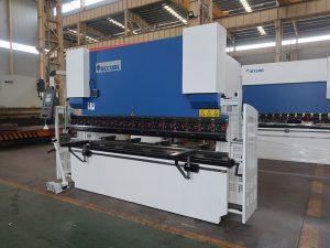 100T 2500 2 akselstyring hydrauliske trykbremsebøjningsmaskiner