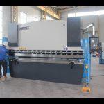 125T metalbøjningsmaskine 6mm, hydraulisk trykbremse WC67Y-125T 3200 til Kina
