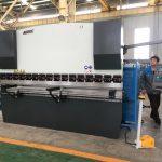 125ton arkbøjningsmaskine til dannelse af rustfrit stål