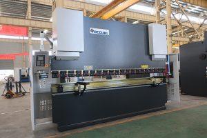 WC67Y stål svejset hydraulisk nc trykbremse værktøjspris