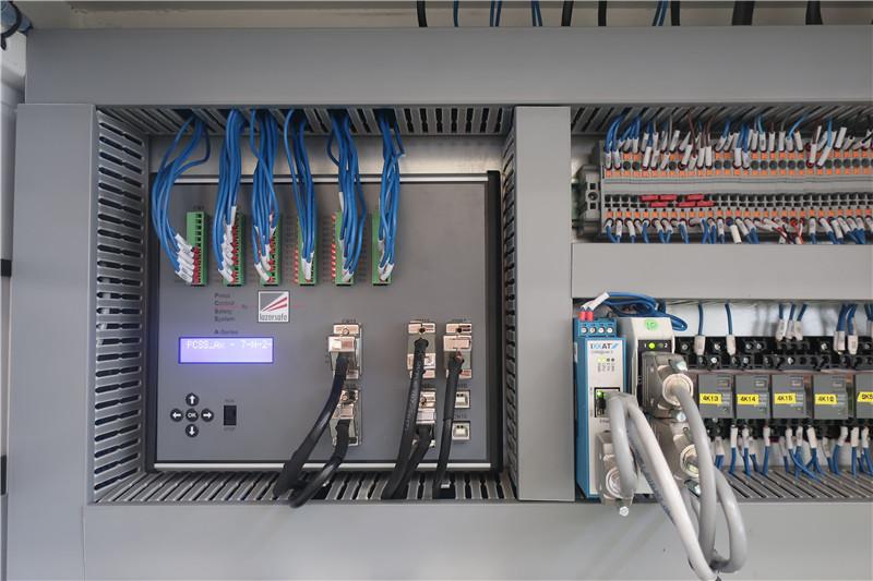 3.Lazersafe PCSS En serie sikkerheds PLC
