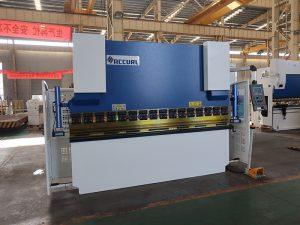 300 Ton hydraulisk nc-trykbremse maskine 5M med CE-sikkerhedscertificering