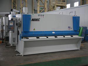 6 m pladeafskærmning maskine