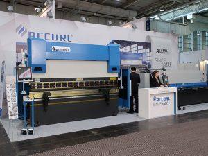 Accurl deltog i tysk udstilling i 2017