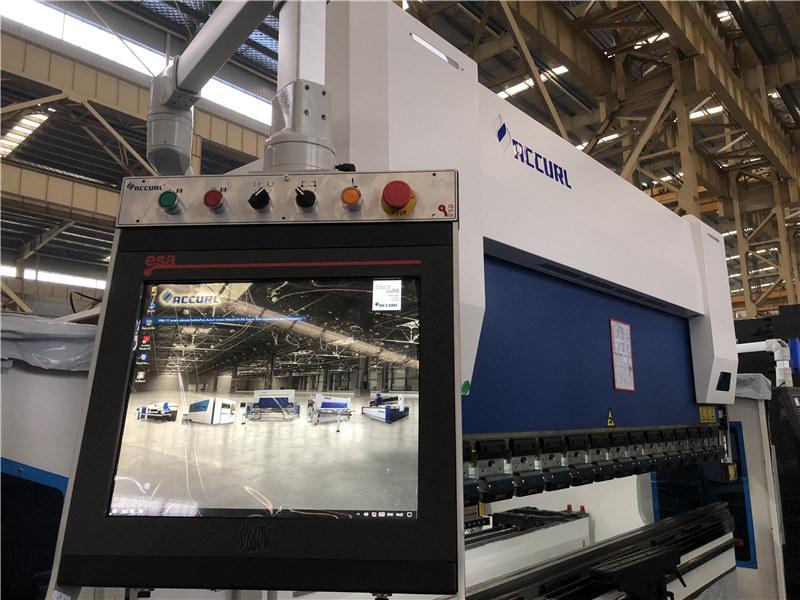ESA S660w 3D CNC-system