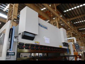 Hydraulisk NC-presse bremse / metalbøjningsmaskine MB7-125Tx3200