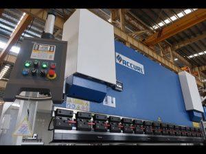 Hydraulisk trykbremse MB7-100Tx3200mm med defender lazersafe og ELGO P40 NC system