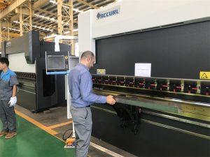 Iran Client Testing Machine i vores fabrik 3