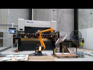 Robot CNC trykbremse til robotbøjningssystem