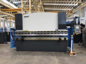gardin spor bøjemaskine cnc hydraulisk pressebremse til salg