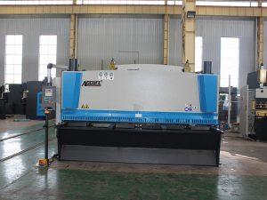 cnc hydraulisk skære maskin pris