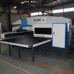 hydraulisk cnc turret punch, cnc turret punch presse producenter