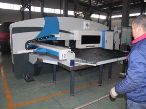 cnc tårnstans presse anvendes