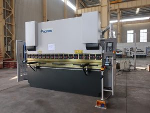foddrevne hydrauliske metalplader cnc pressebremse, specifikation plade pressebremse