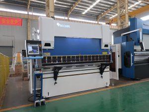 hydraulisk pressebremse bøjning metalplade 12mm 3 meter
