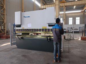 hydraulisk trykbremse wc67y-160 3200