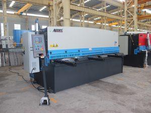 hydraulisk skæreautomat 6x3200