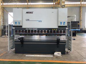 We67k cnc hydraulisk jernpladebremse
