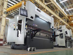 metal bøjning 100t / 3200 metal master pressebremse
