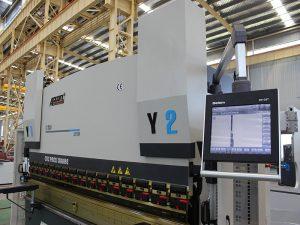 nyt design cnc pressebremse, cnc pressebremse bøjemaskine
