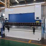 stålplade 7 akse 400 Ton 6000 MM cnc pressebremse bøjemaskine med CE og CQC