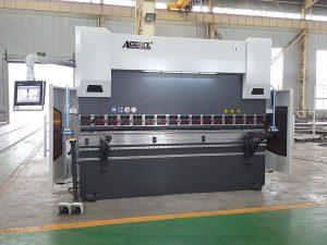 hydraulisk pressebremse Wc67K 160t 3200 bøjemaskine til salg