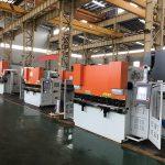 WC67K-30T 1600mm hydraulisk pressebremse, metalbøjningsmaskine med CE-certifikat