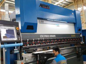 metal ramme cnc plademetal bremse maskine 300 Ton 6000mm / 4000mm